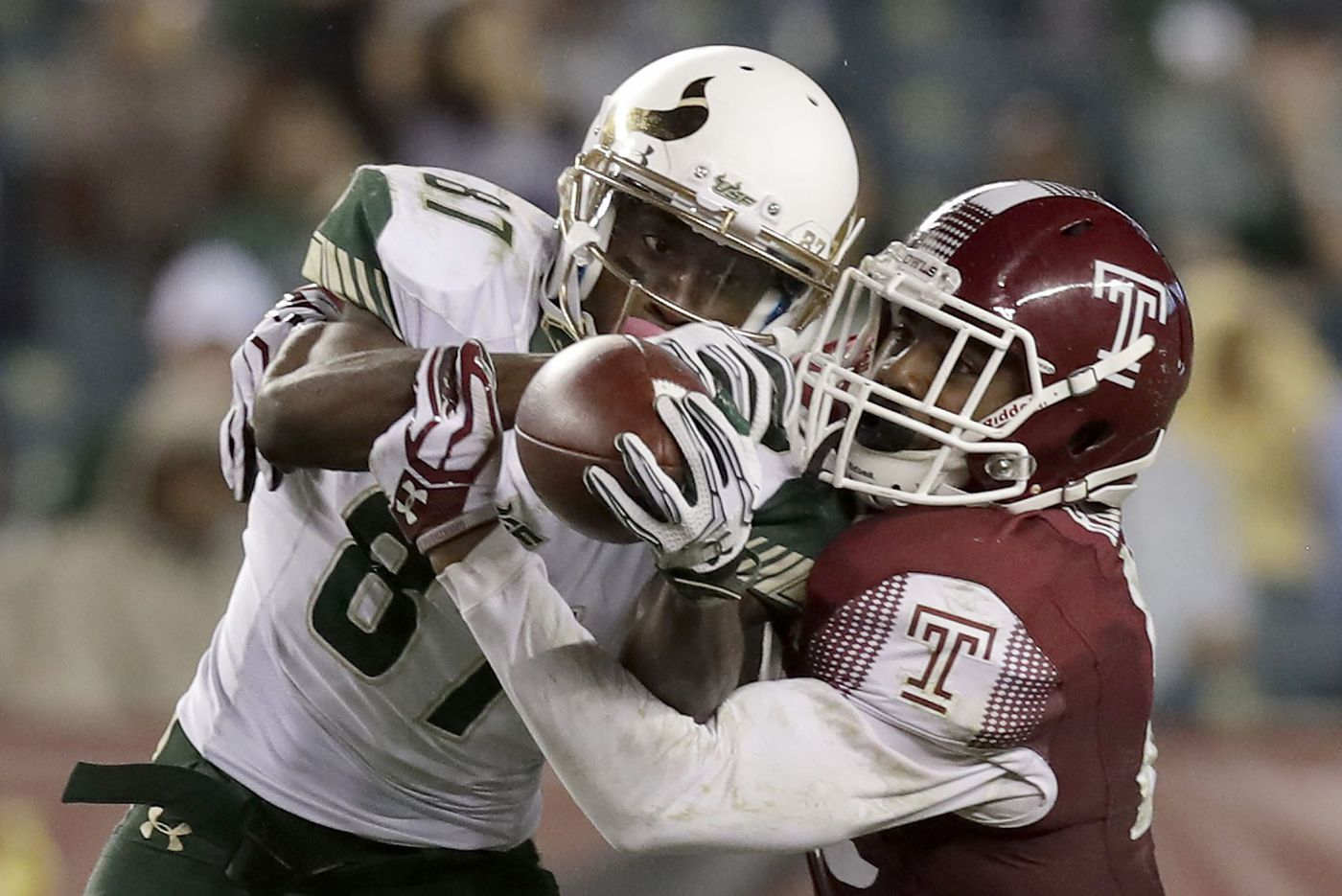Temple's Delvon Randall ready for big, and healthy, senior season