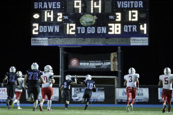 South Jersey Football Rankings: Lenape, Williamstown showdown set