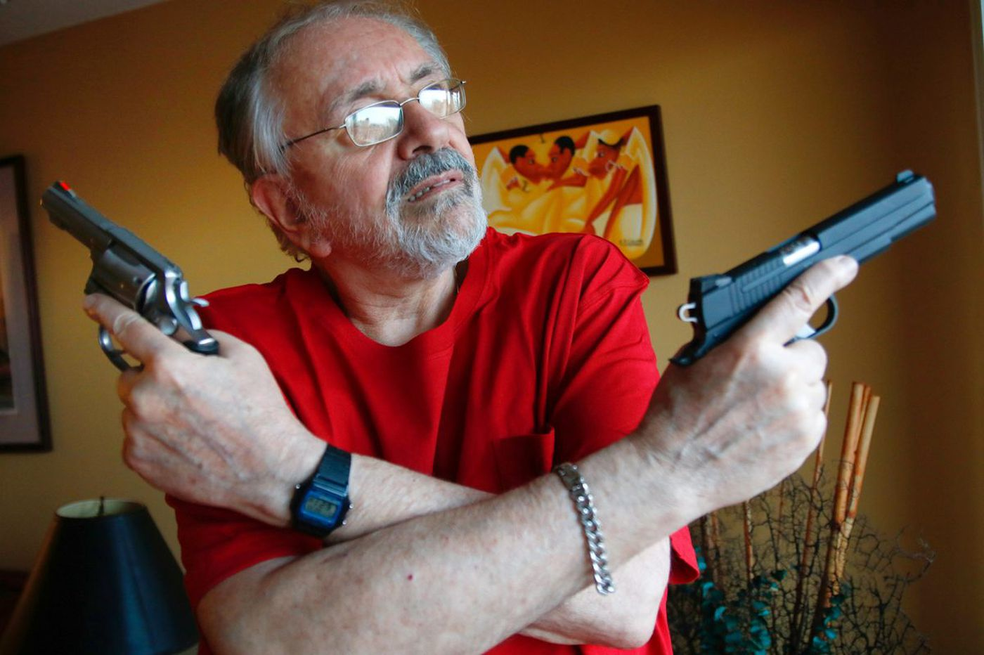Why getting a gun permit in Philly isn't exactly bang-bang | Stu Bykofsky