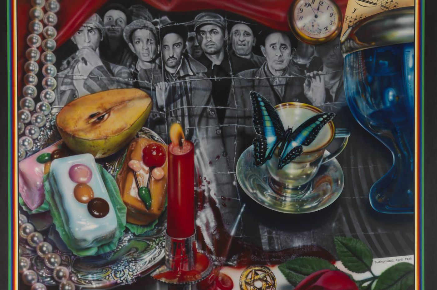 Monumental painting 'World War II' among PAFA's new acquisitions