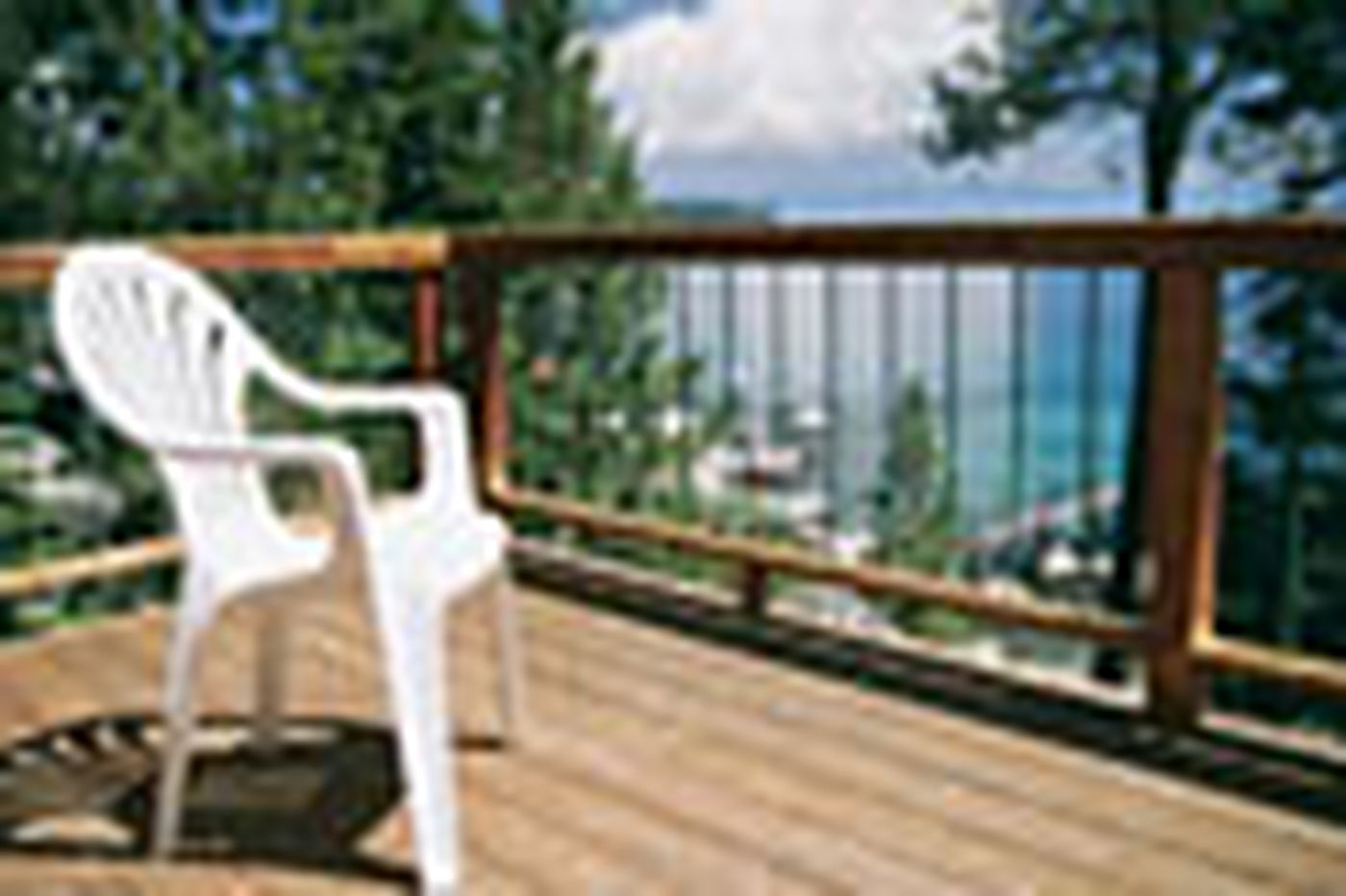 Your Place: Seal the deck, then seal it again in 18 months