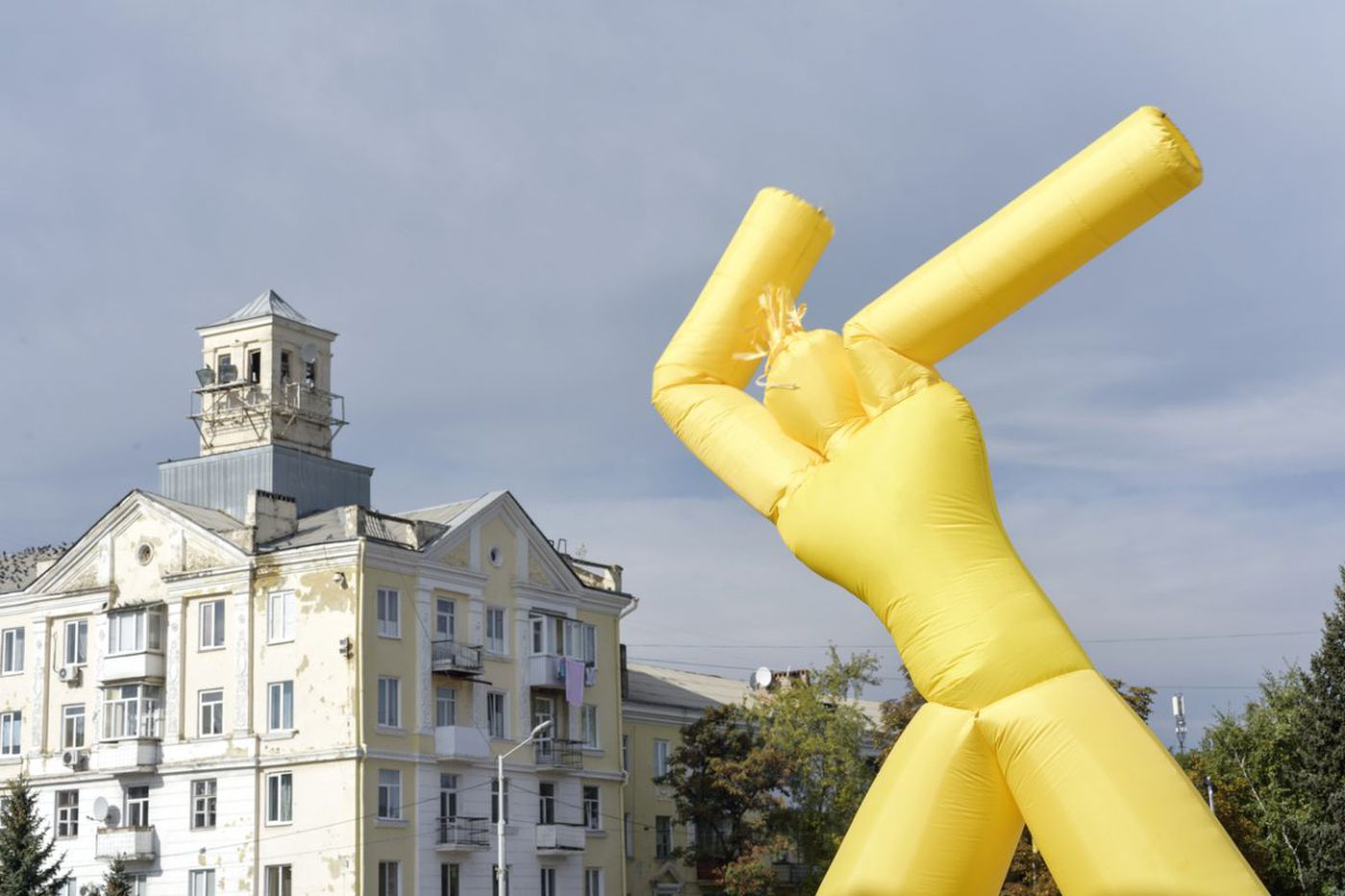 Philly bill could tack down inflatable tube men