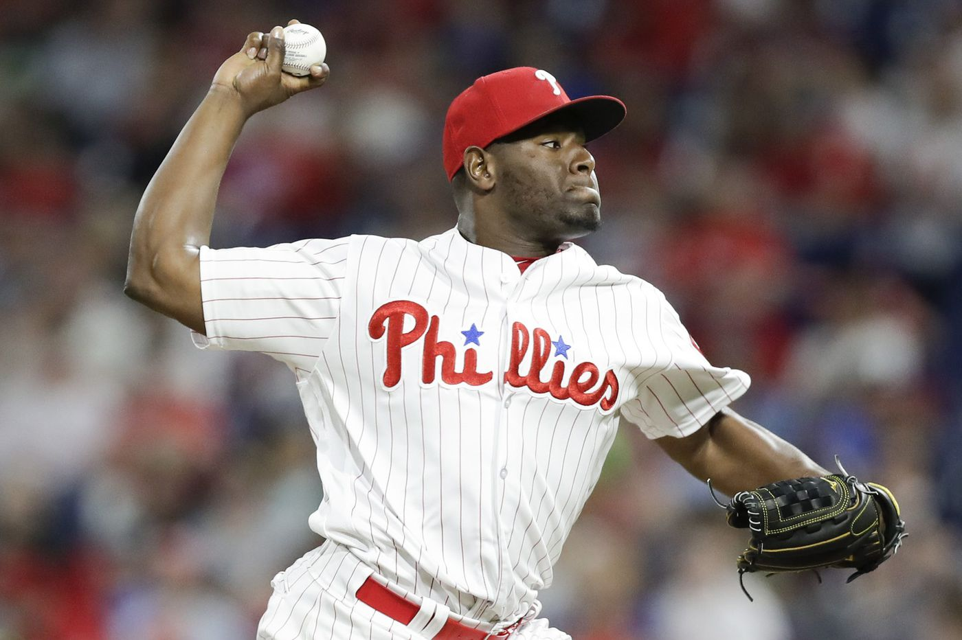 Hector Neris is trying to regain his shutdown power in Lehigh Valley