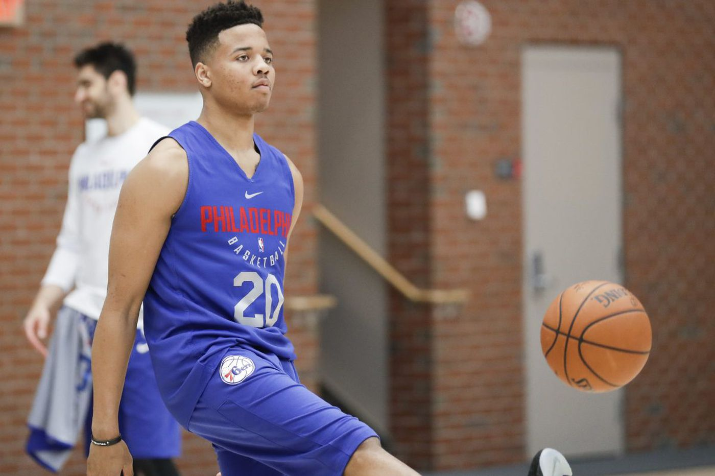 Markelle Fultz is not 'dead and buried' for NBA playoffs, Sixers' coach Brett Brown insists