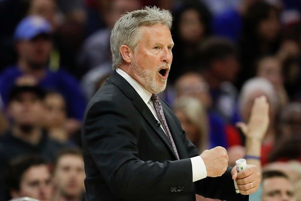 Brett Brown to return as coach of the Sixers