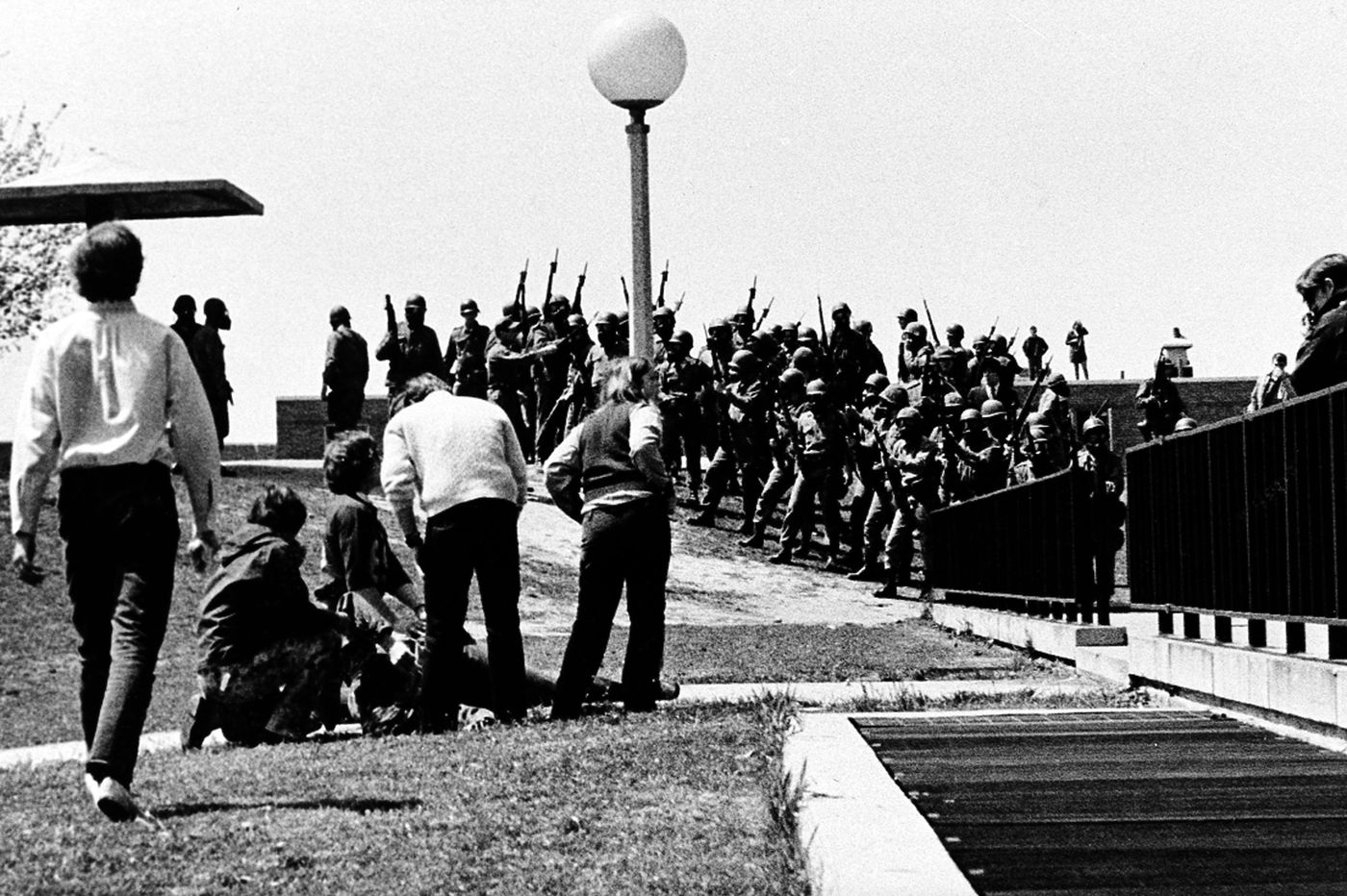 On the 50th anniversary, America's still not fully recovered from the wounds of Kent State   Will Bunch