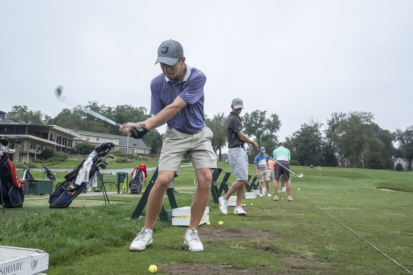 Unionville out to defend team title at state golf tournament