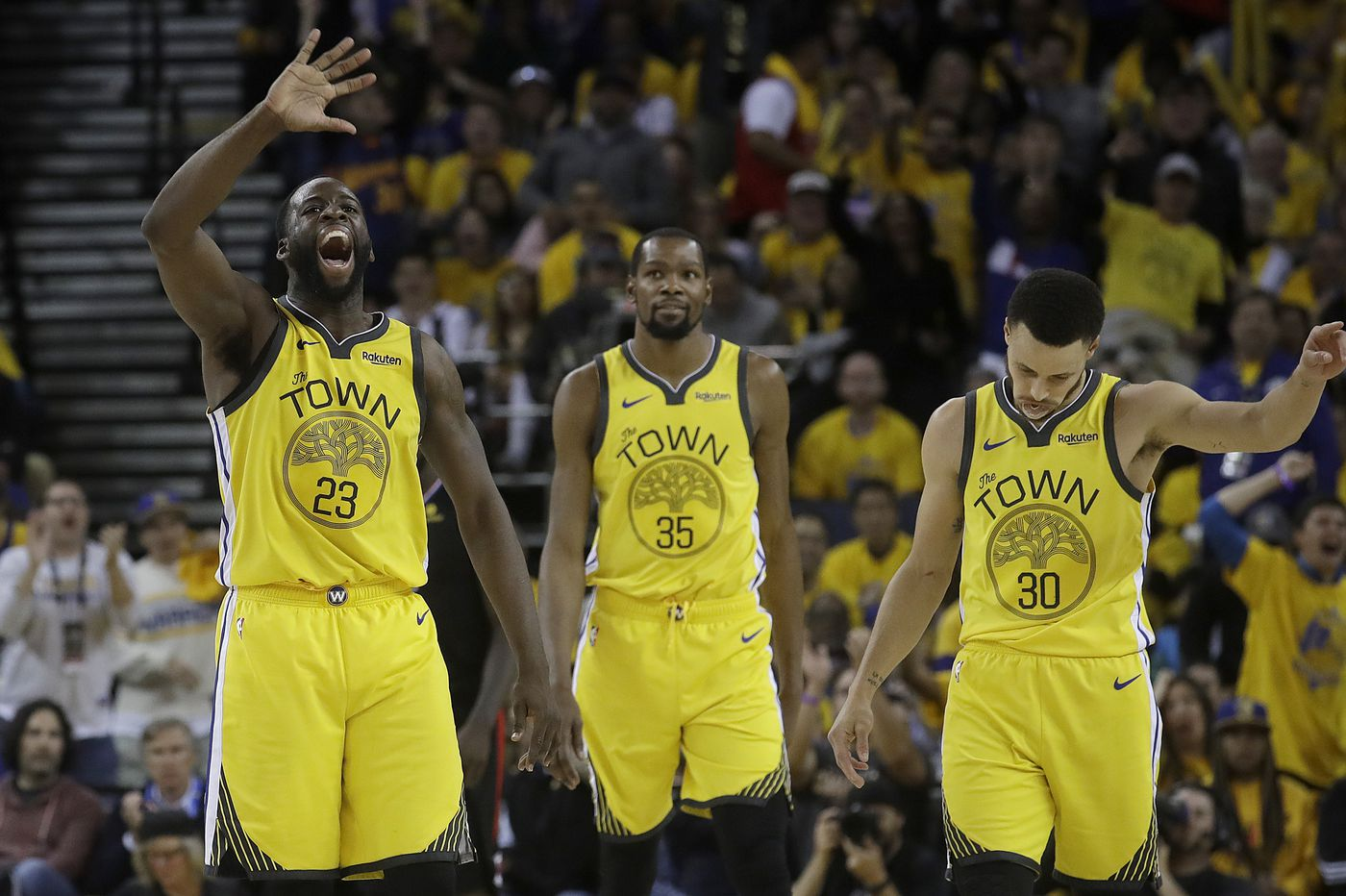 Latest sports news: 'The Last Dance' refuels Draymond Green-Kevin Durant's beef; Yannick Ngakoue's trade value plummets; Eagles donate to COVID-19 relief