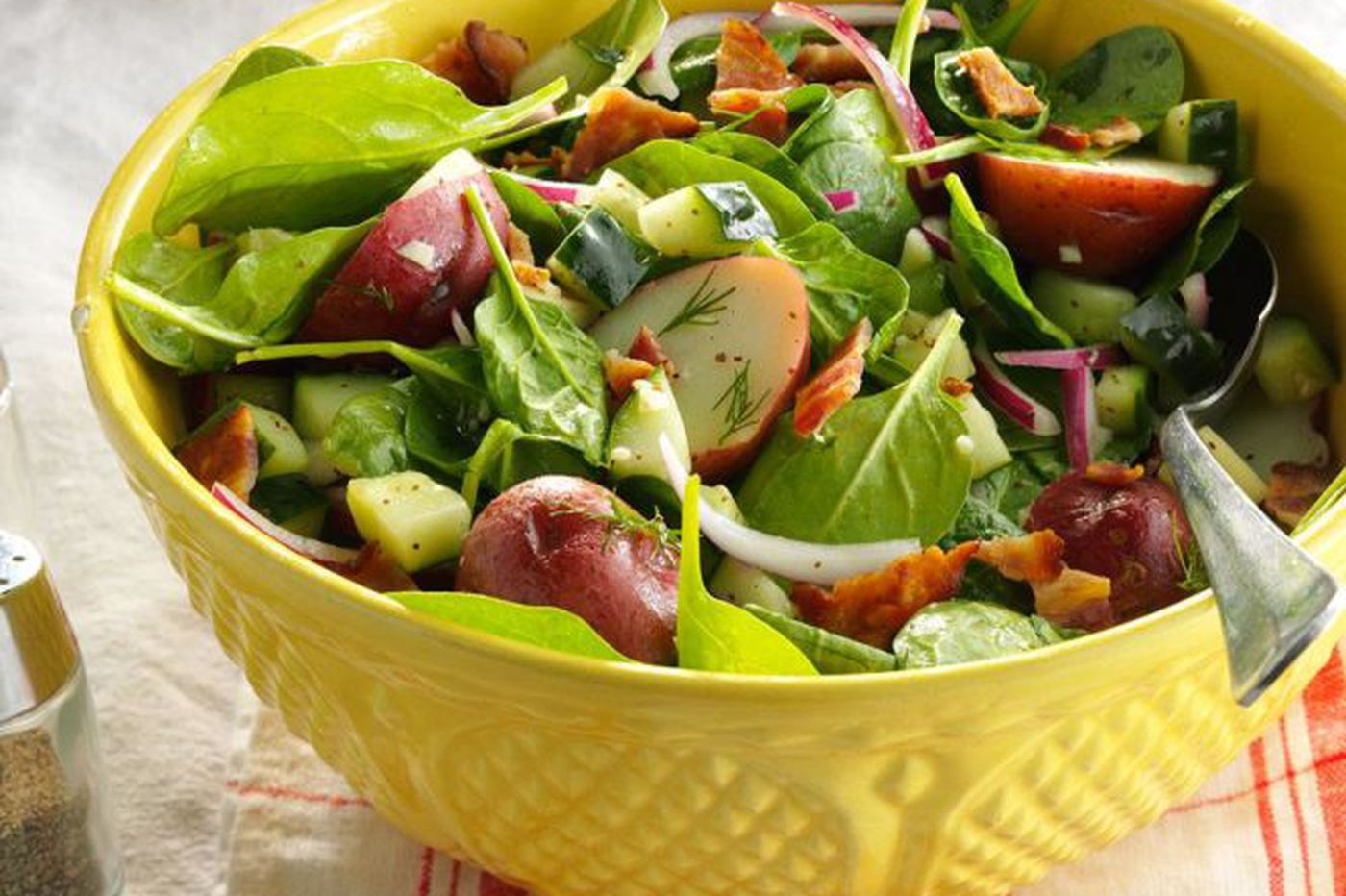 8 Romaine-less Thanksgiving salad recipes to make after the CDC's e coli warning
