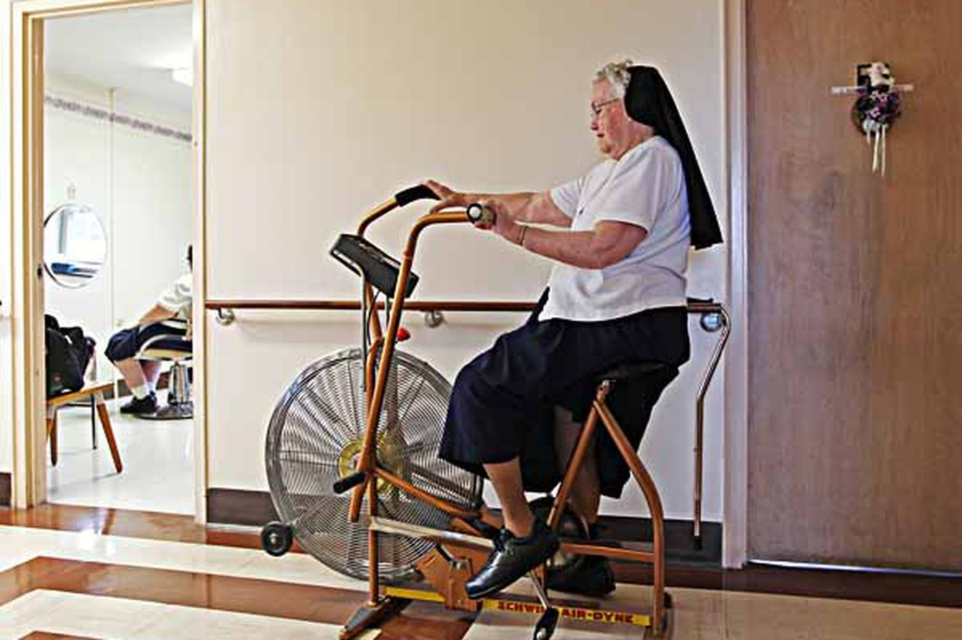 Religious orders struggle with retirement funding