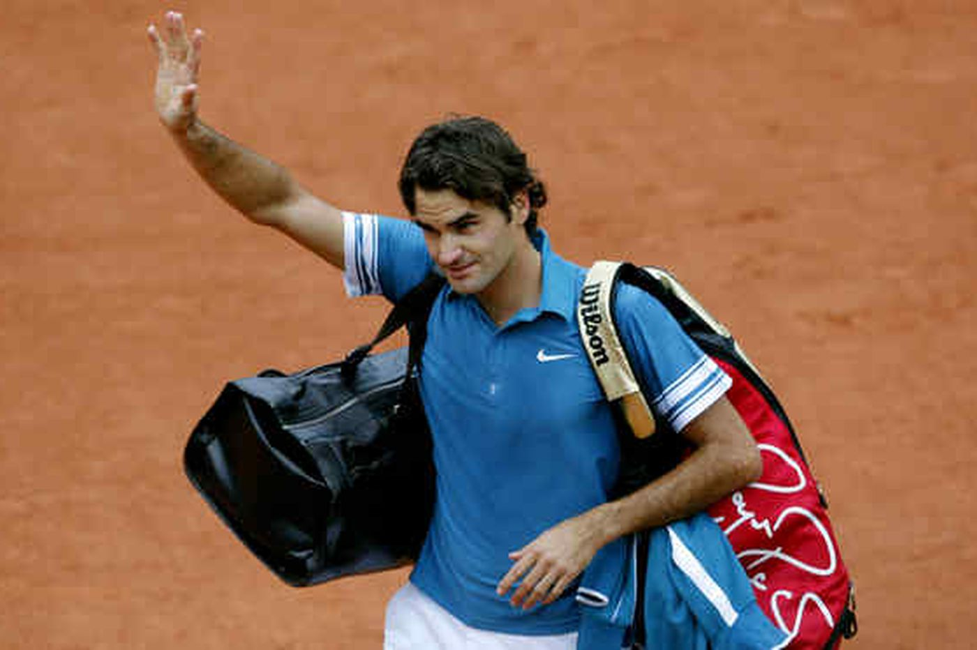 Quelle surprise! Federer out of French Open