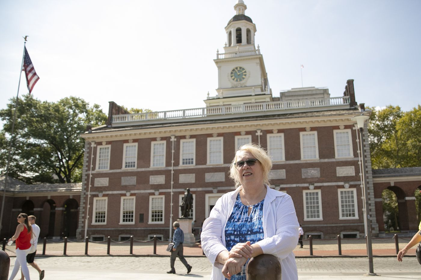 Independence National Park needs a facelift. Now there's a GoFundMe for that. | Mike Newall
