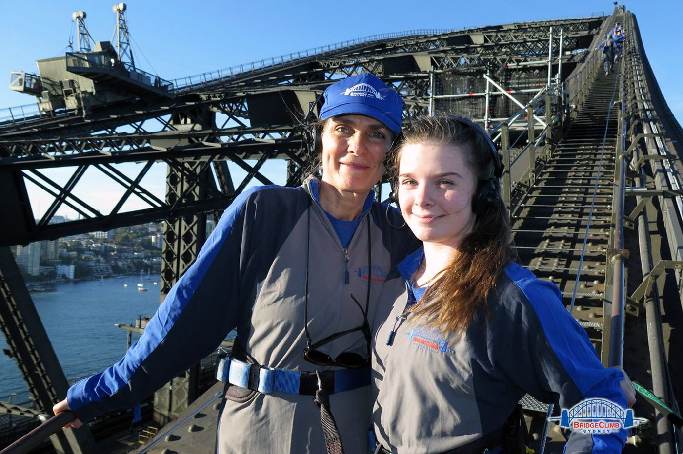 A trip down under bridges the gap between mother and daughter