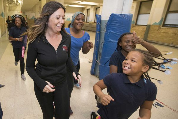 Principal is running for resources at Philly elementary school