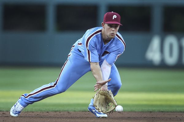 Phillies in no rush to determine Scott Kingery's best position | Scott Lauber