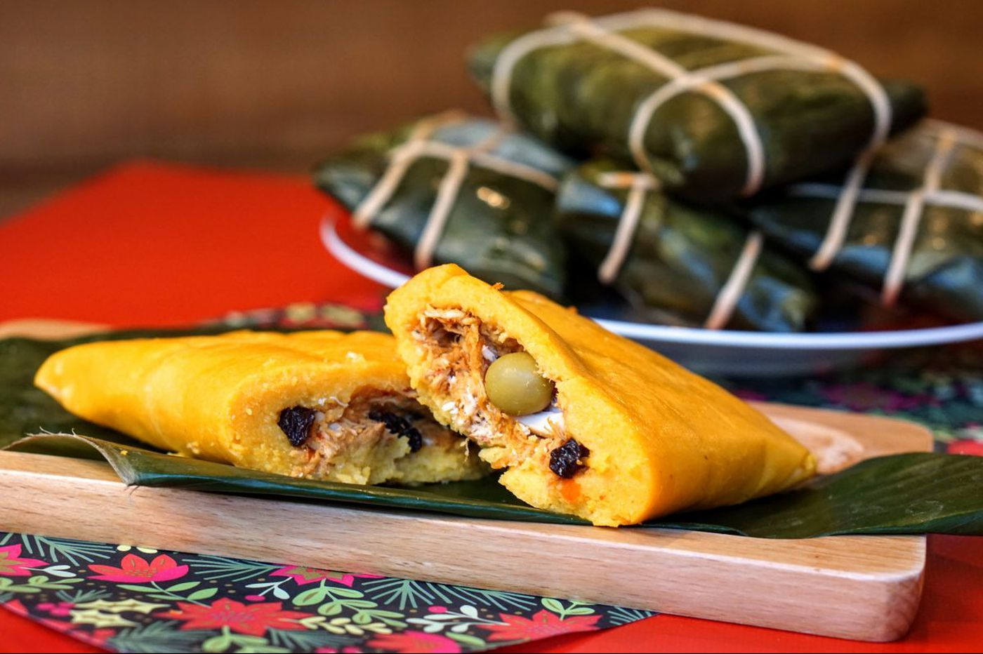 Like tamales? Try hallacas, a Christmas tradition in Venezuela