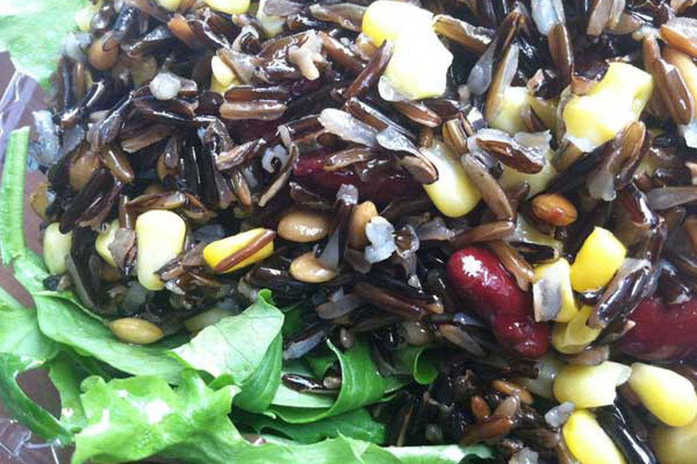 Food-truck salad; what's cooking in burbs