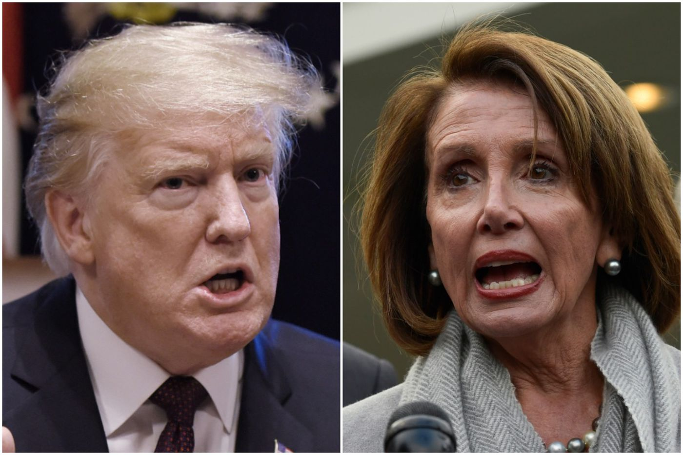 Trump concedes to Pelosi, won't deliver State of the Union until shutdown ends