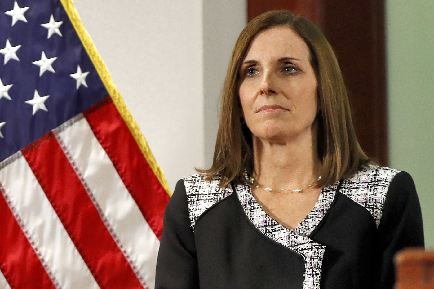 McSally: 'I felt the system was raping me all over again'
