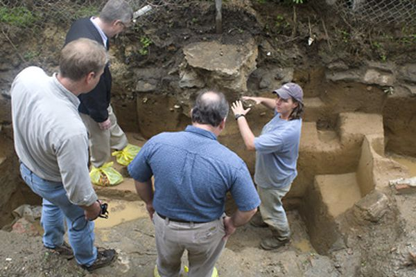 I-95 dig offers a peek into 18th-century life