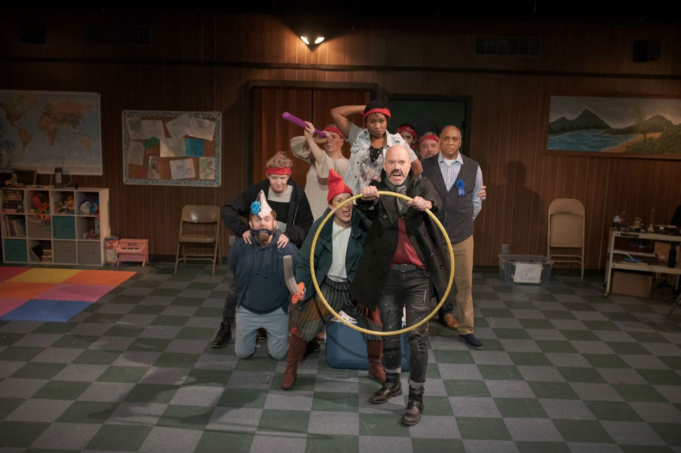 'Peter and the Starcatcher' at Theatre Horizon: Unbridled, unpredictable, riotously funny
