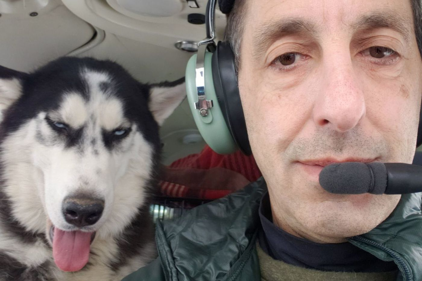 These Philly pilots fly dogs across the East Coast to save their lives. For free.