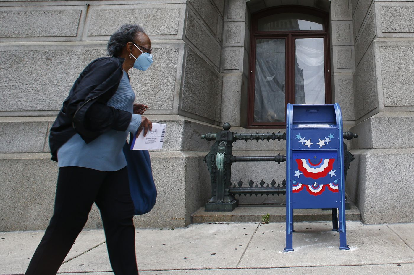 The primary election is our only run before November: can we protect both democracy and health? | Editorial