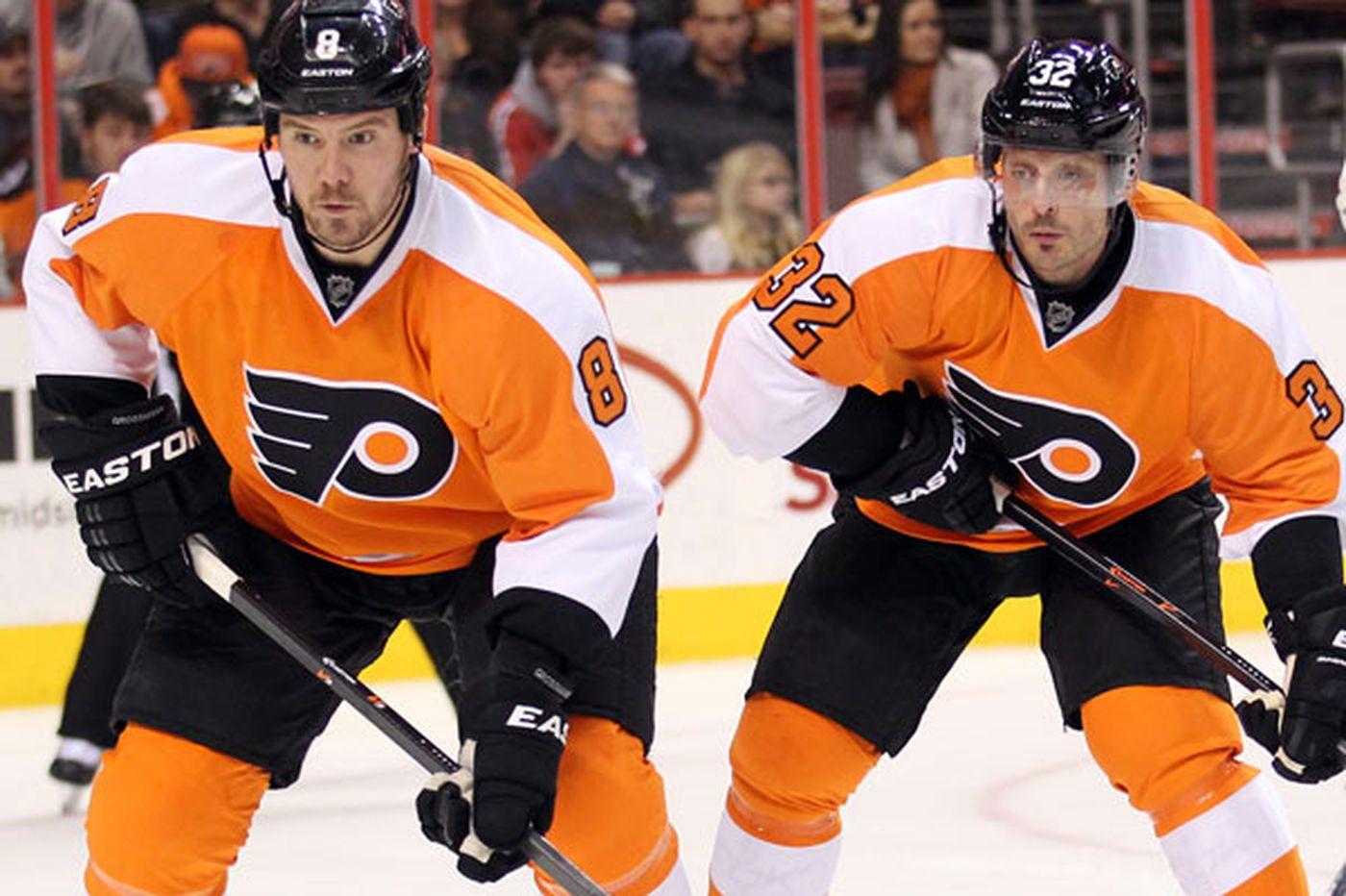 Road work ahead: Flyers begin trip in Edmonton