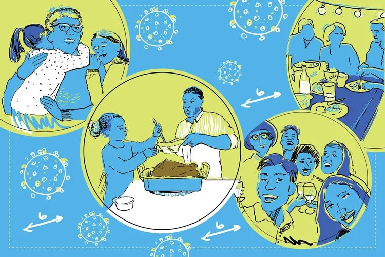 Thanksgiving is usually a time we cozy up around the dinner table and share food and stories with those we love. But given the pandemic, experts are recommending a change in holiday plans this year.