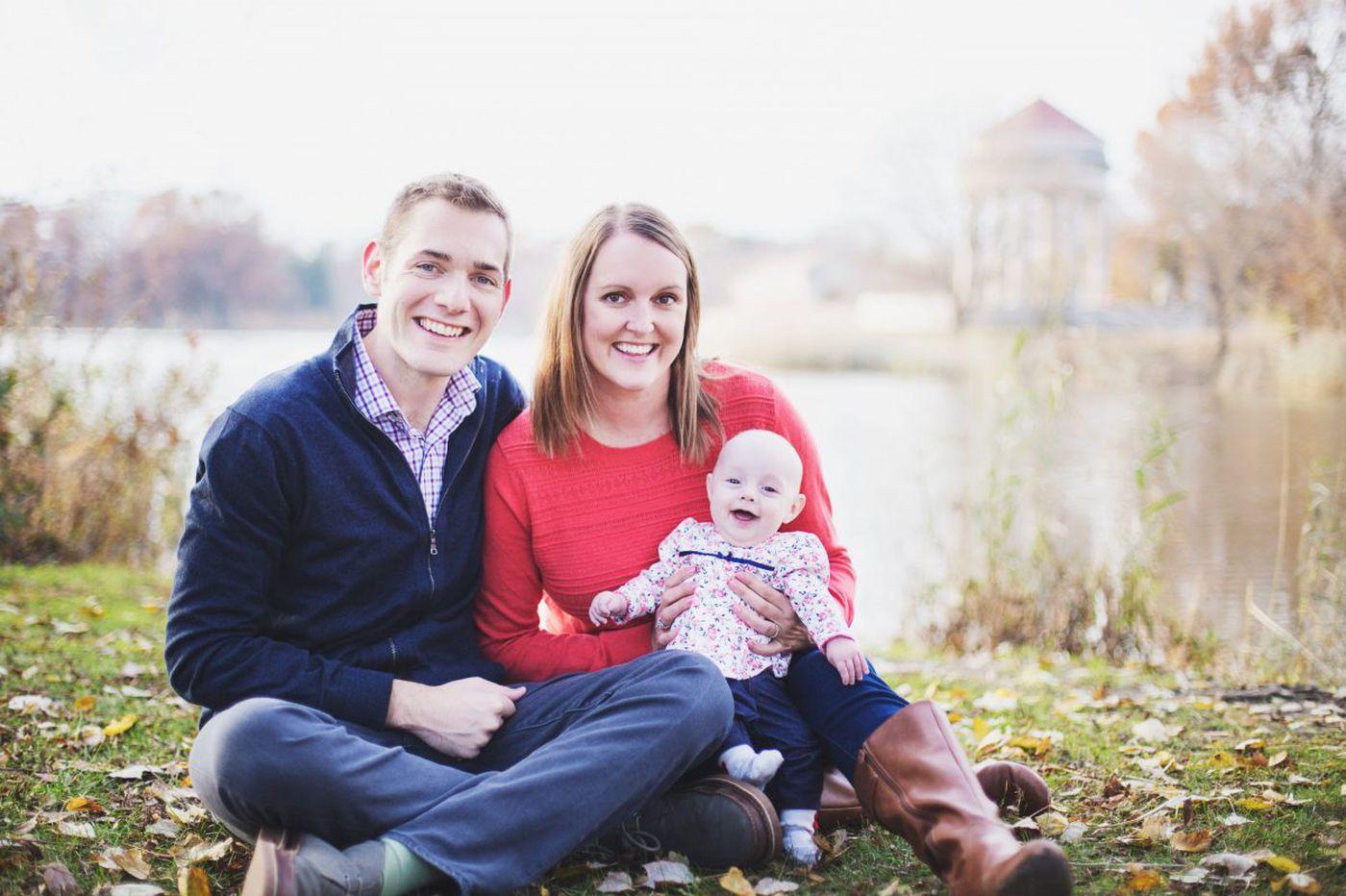The Parent Trip: Meagan and Rhett Brackeen of Point Breeze