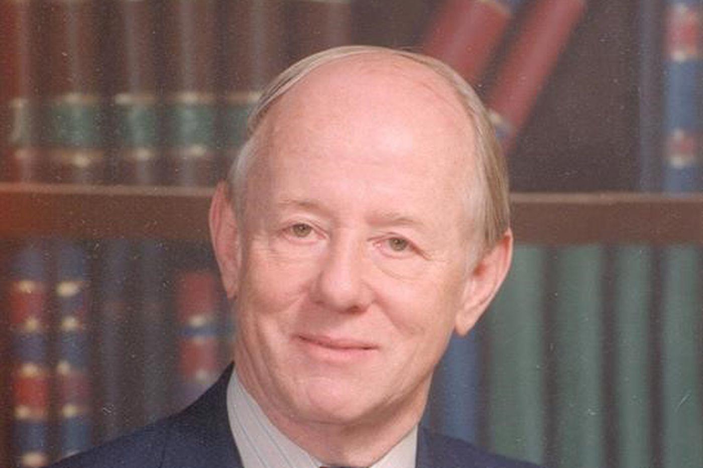 Ira Glenn Stroud, 92, of Devon, former dean of students at Philadelphia College of Art