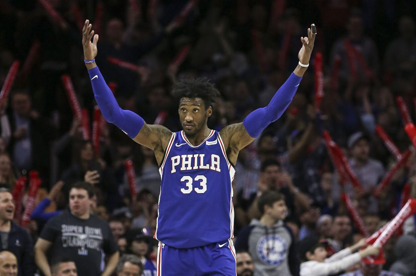 Sixers are nearly unbeatable at home in 2018