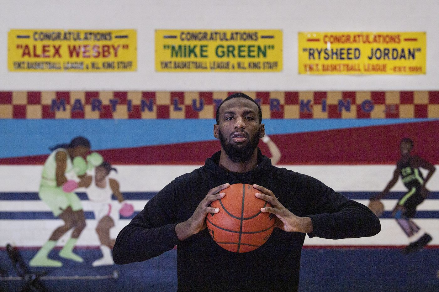 Rysheed Jordan, 'Prince of North Philly,' returns home looking to pick up where he left off