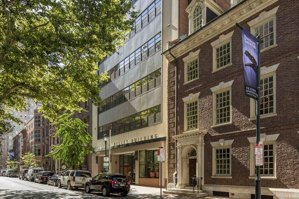Coworking brand Spaces to occupy six-story office building near Rittenhouse Square