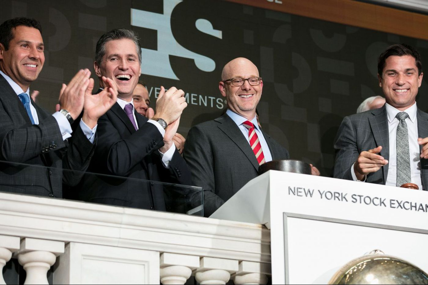 At Philly-based FS Investments, KKR is in, Blackstone out