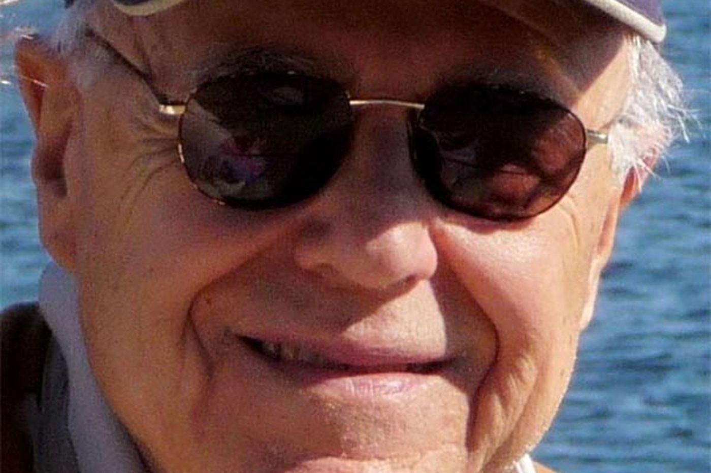 Richard F. Nace, 85; salesman