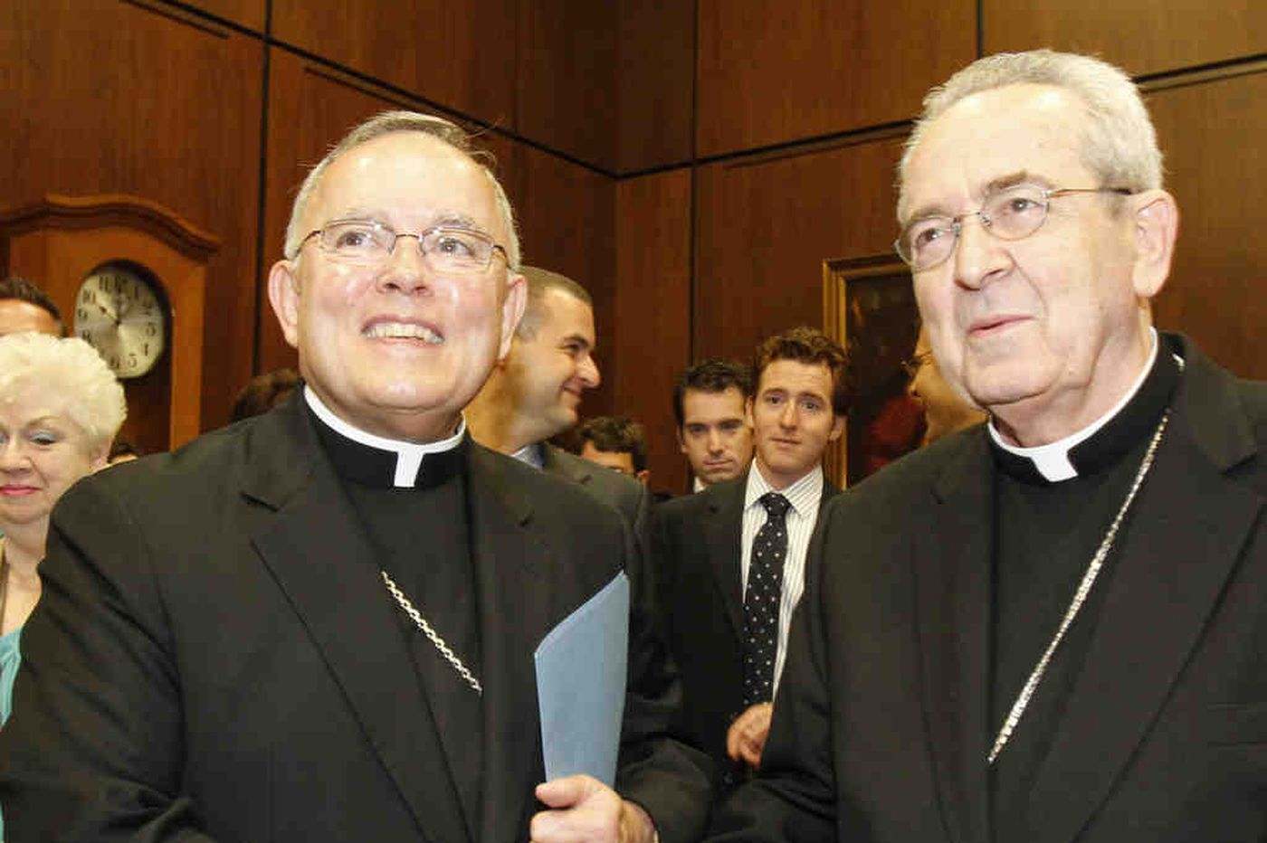 Fates of suspended priests still in limbo