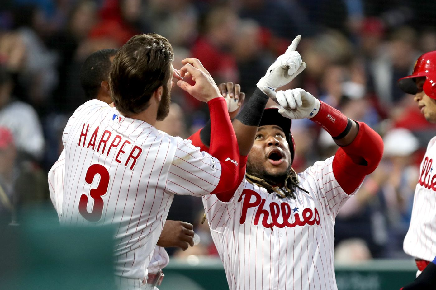 A thrilling Phillies rout, then the agony of reading about it | Extra Innings