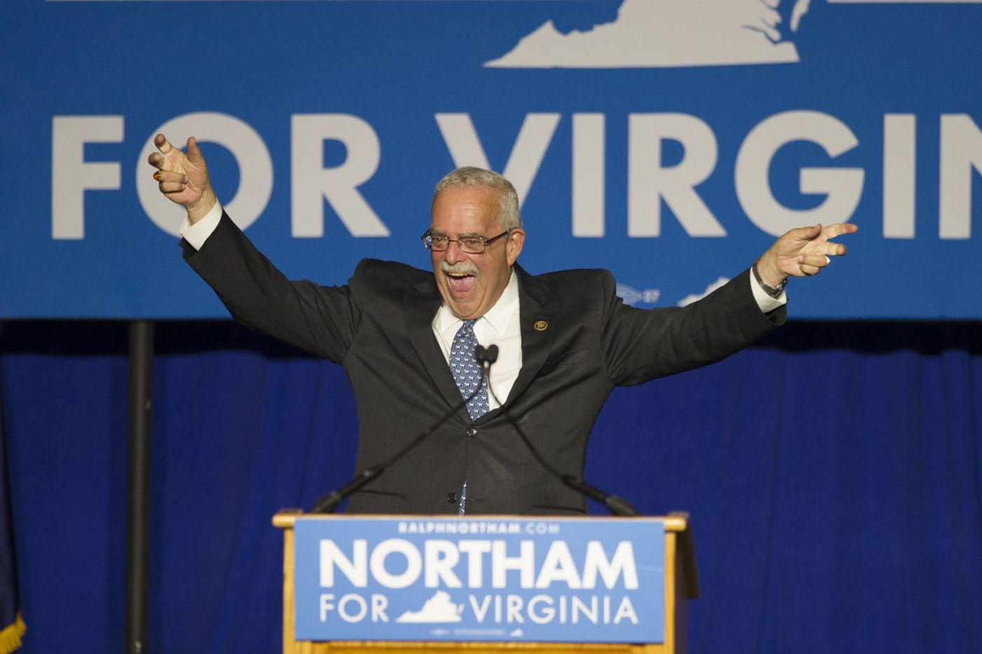 Democrats hit back in New Jersey, Virginia, signaling danger for Trump, GOP