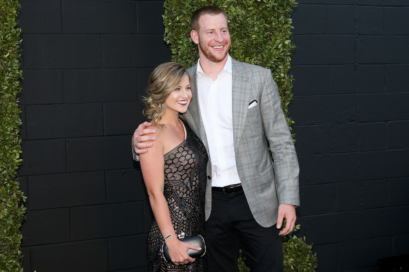 Carson Wentz Wife Maddie Welcome Baby Girl