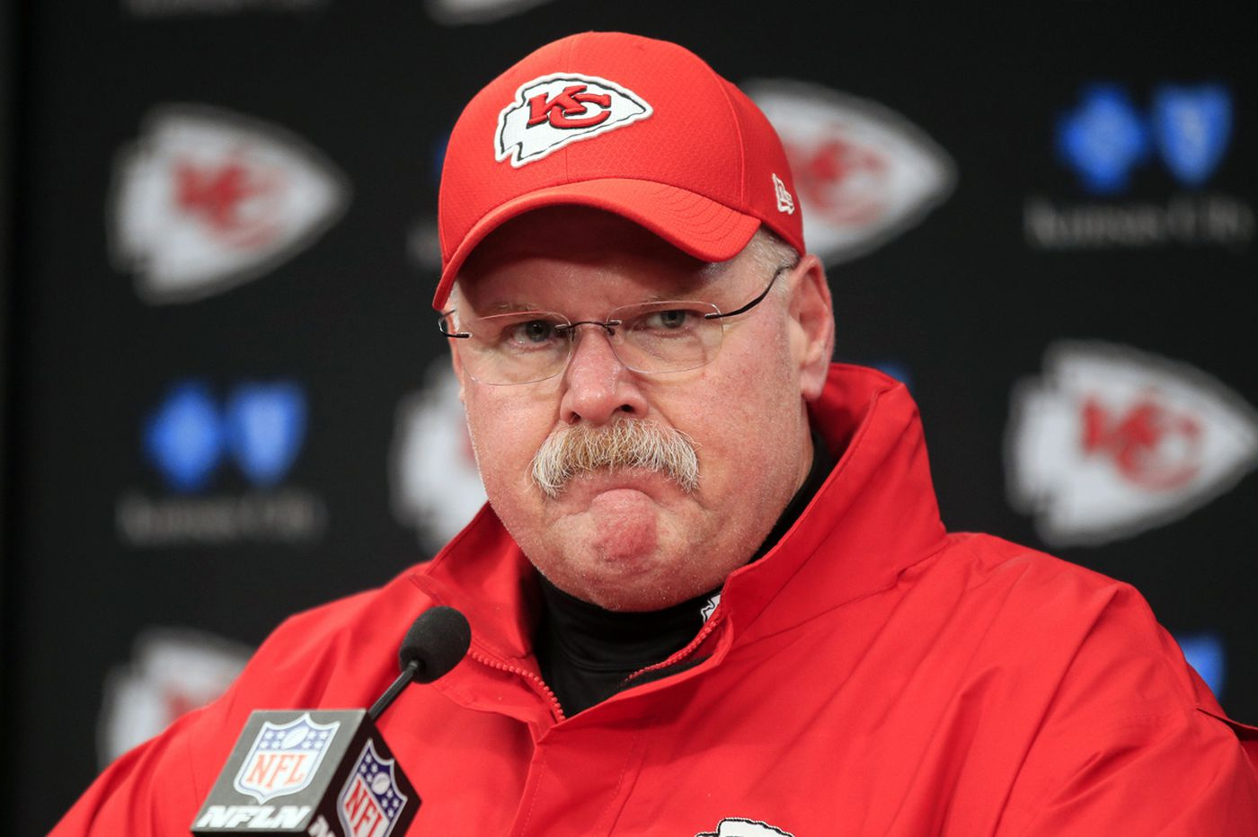 Radio host Kevin Kietzman faces backlash after evoking death of Andy Reid's son