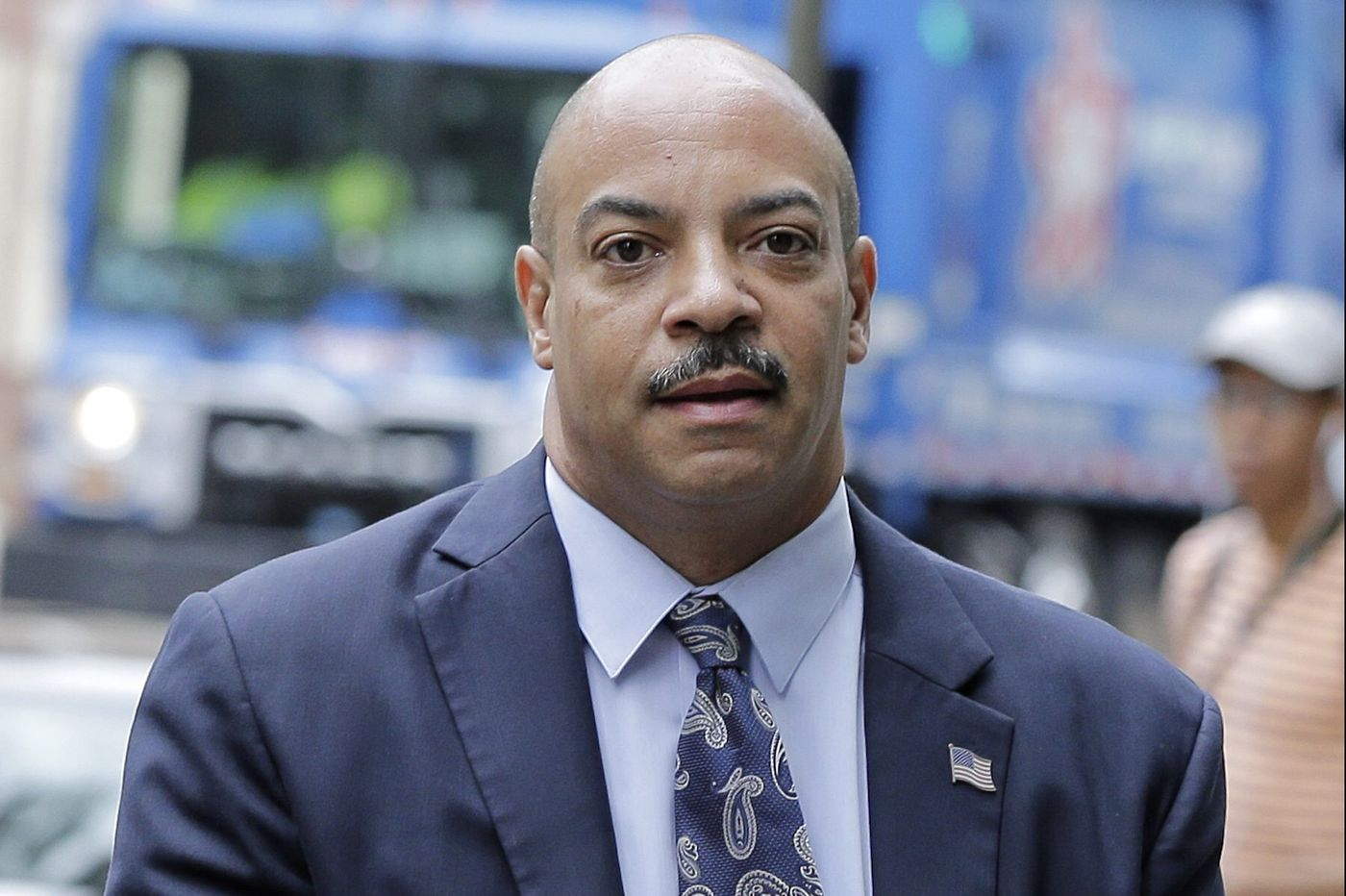 Former DA Seth Williams returns to Philly after federal prison stint in West Virginia