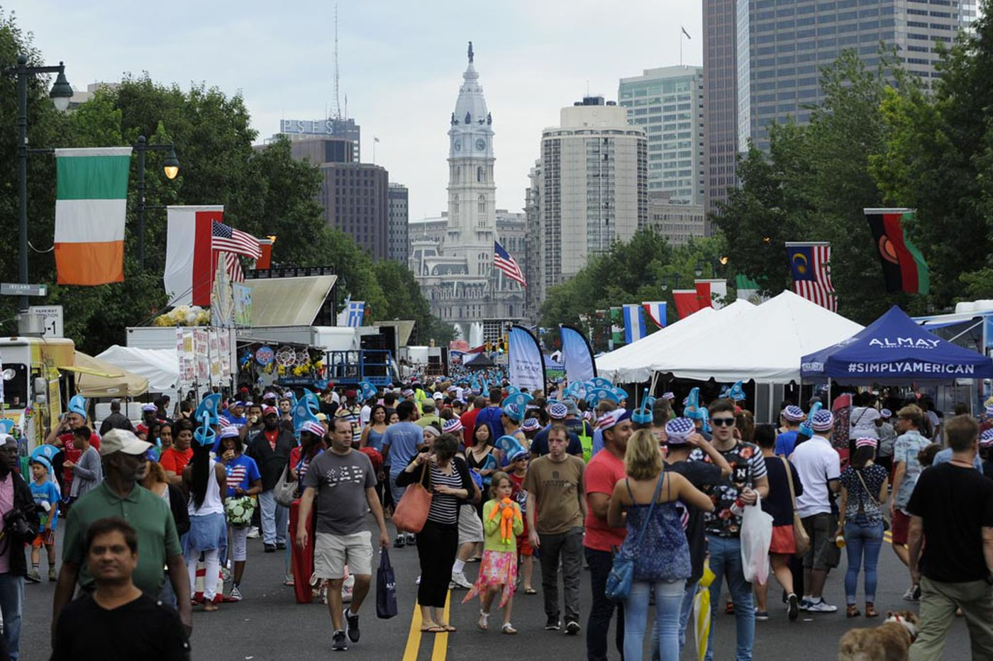 July 4th travel in Philadelphia: Road closures, SEPTA changes, and traffic