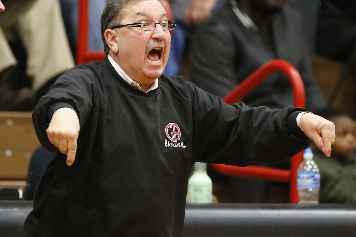 Germantown Academy's Jim Fenerty becomes Inter-Ac's winningest boys' basketball coach