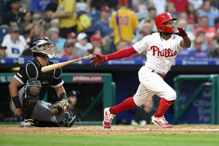 Roman Quinn is headed back to the injured list for the Phillies.