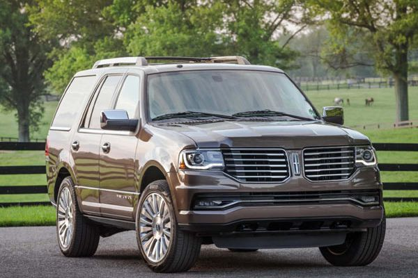 2015 Navigator has plenty to keep Lincoln fans happy