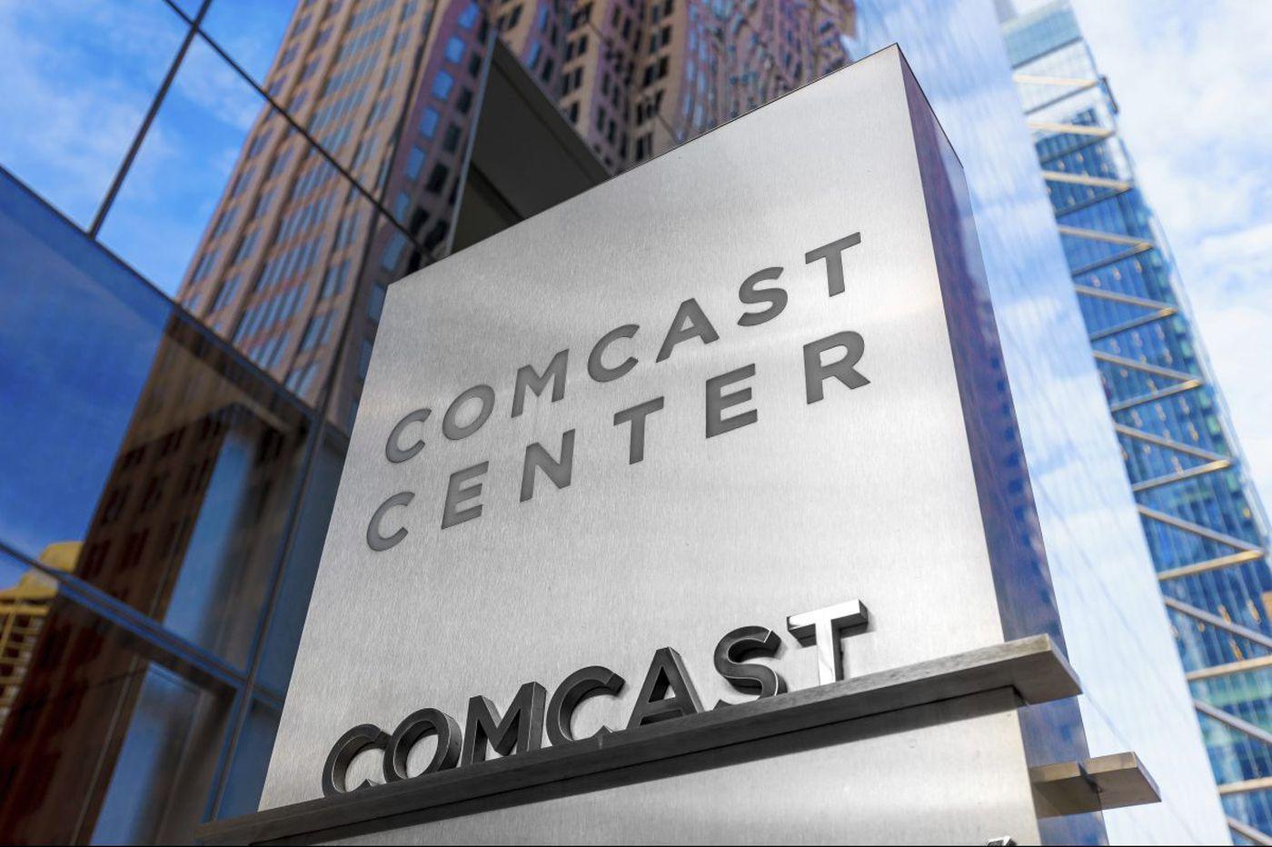 Comcast posts a one-time $12.7B gain on Trump tax bill