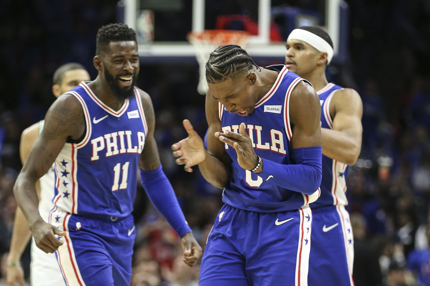 Josh Richardson misses Sixers practice with toe injury; not expected to be sidelined