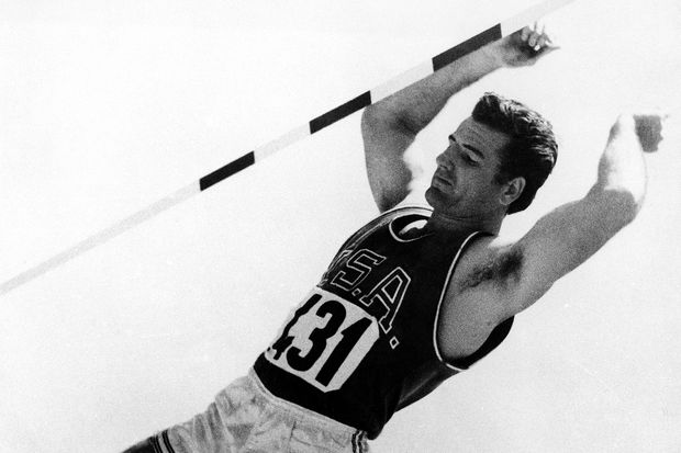 Don Bragg, former Olympic hero who starred at Penns Grove and Villanova, dies at 83