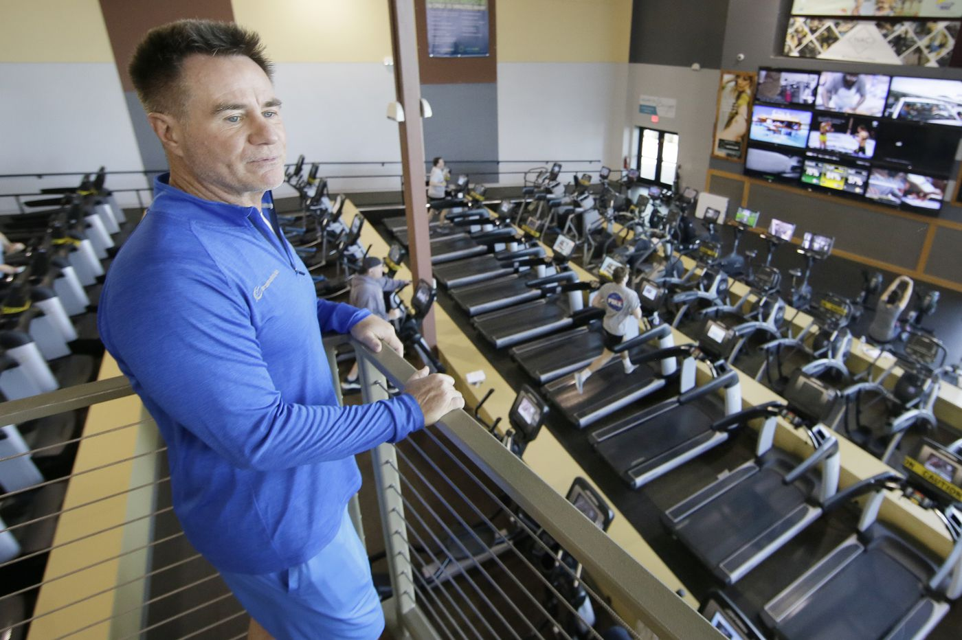 With coronavirus closing schools, a Bucks County health club owner planned to open a day camp for kids. That's scrapped and he's closing his gym.
